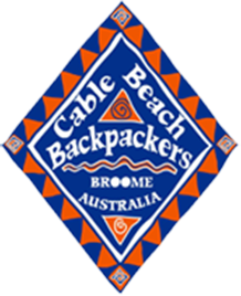 Cable Beach Backpackers logo